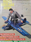 Model Airplane News Cover for September, 1966