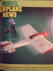 Model Airplane News Cover for October, 1961