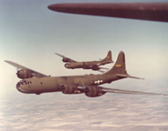 The Boeing B-29 Superfortress