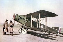 The Bristol F.2B Fighter