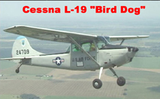 Cessna L-19 O-1 Bird Dog