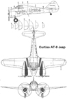 The Curtiss AT-9 Jeep