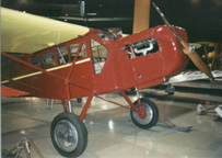 The Curtiss Robin