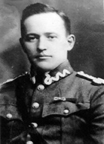 Merian Cooper in Polish Air Force Uniform