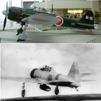 The Mitsubishi A6M Zero