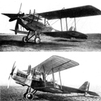 The Royal Aircraft Factory RE8