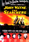 Poster for The searchers Film