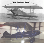 The Travel Air Model 2000 Biplane