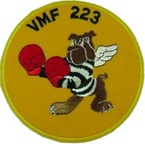 VMF- 223 Marine Fighter Squadron from the Defense Department