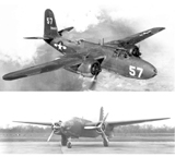 The Douglas D8-7-B3 (A20) Havoc