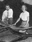 Stan and Sandy Hill Model Airplane designers