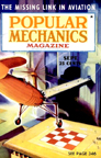 Popular Mechanics Article Missing Link in Aviation