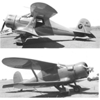 The Beechcraft Model 17 Staggerwing