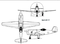 The Bell XP-77