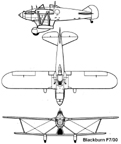 The Blackburn  F7-30
