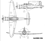 The Blackburn B-24 Skua