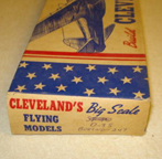 Cleveland Model of the Boeing Model 247