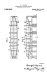 The Boeing Model 1 B W Flotation Landing Gear patent No.1,295,203