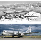 The Boeing C-97 Stratofreighter