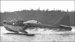 The Boeing XPBB-1 Sea Ranger