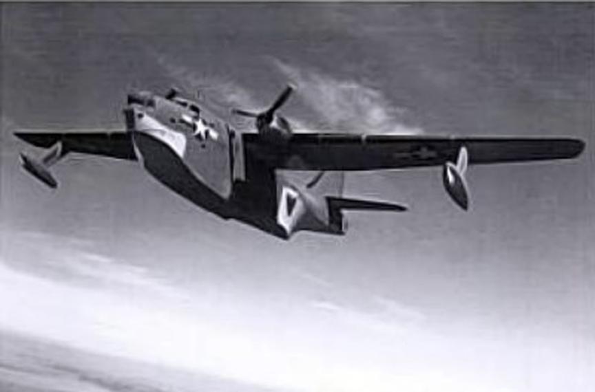 Boeing XPBB Sea Ranger #
