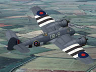 The Bristol Beaufighter