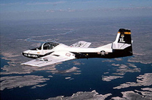 The Cessna T-37 Tweet