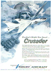 The Vought XF8U-3 Crusader III