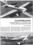 Model Airplane News Cover for June 1967 Dehavilland Chipmunk