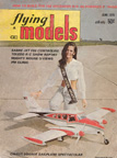 Chris Gorman on the cover of Flying Models