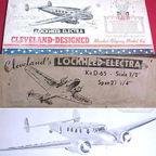 Cleveland Model of the Lockheed Electra