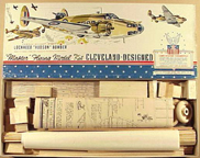 Cleveland Model of the Lockheed Hudson