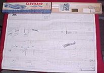 Cleveland Model of the Hawker Typhoon