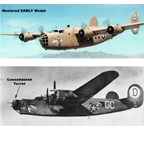 The Consolidated B-24 Liberator
