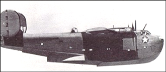 The Consolidated No. 31 XP4Y Corregidor