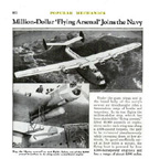 Consolidated PB2Y Coronado Flying Boat from Popular mechanics December 1938