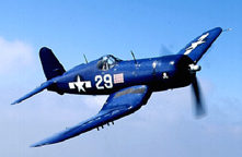 The Chance-Vought F4U Corsair