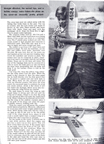 Plans for float plane cubee Model Airplane News September 1951