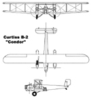 The Curtiss B-2 Condor