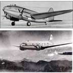 The Curtiss-Wright CW-20/C-46 Commando