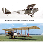 The Curtiss JN-4 Jenny