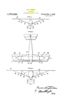Benjamin Thomas' Patent No. 1,370,242 for The Curtiss JN-4 Jenny