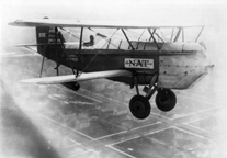 The Curtiss Falcon Mailplane-Transport Version