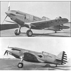 The Curtiss XP-37