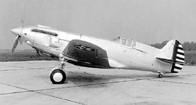 The Curtiss YP-37