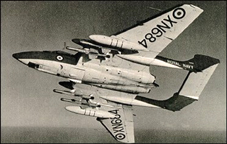 The de Havilland DH.110 Sea Vixen