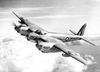 The deHaviland Mosquito