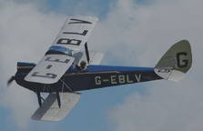 The DeHaviland DH 60 Moth (Cirrus Moth)