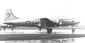 Douglas C-54 R5d Transport