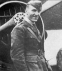 Eddie Rickenbacker in France, 1918
